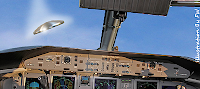 Near UFO - Plane Collision – Perth Airport, Australia 3-19-14