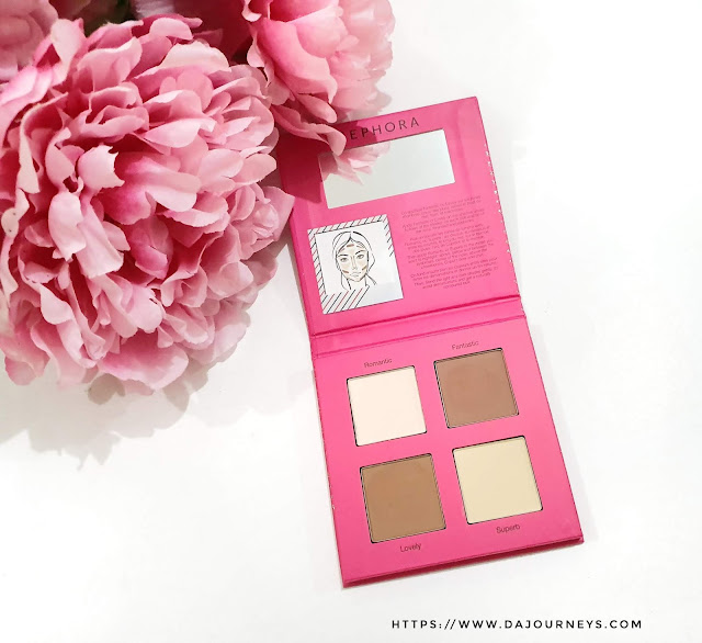 [Review] Sephora The Surprising Christmas Palette
