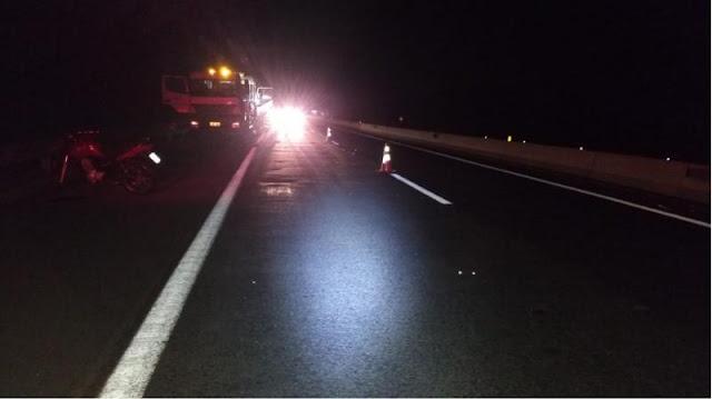 Caminhoneiro morre atropelado enquanto ajudava amigo na rodovia