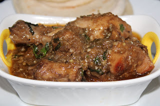 How to make mayonaisse chicken Curry