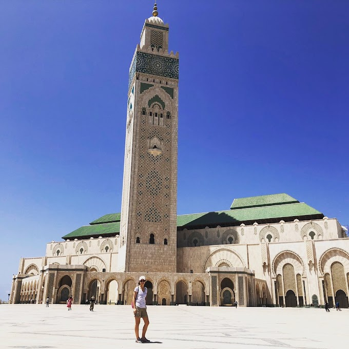 9 days trip from casablanca to imperial cities of africa morocco desert