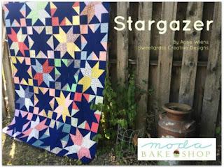 stargazer quilt