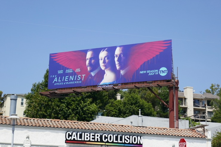 Alienist season 2 billboard