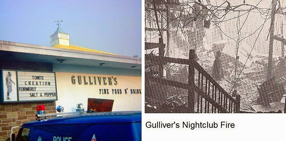 Salt 'n Pepper and then Gulliver's in Port Chester, New York