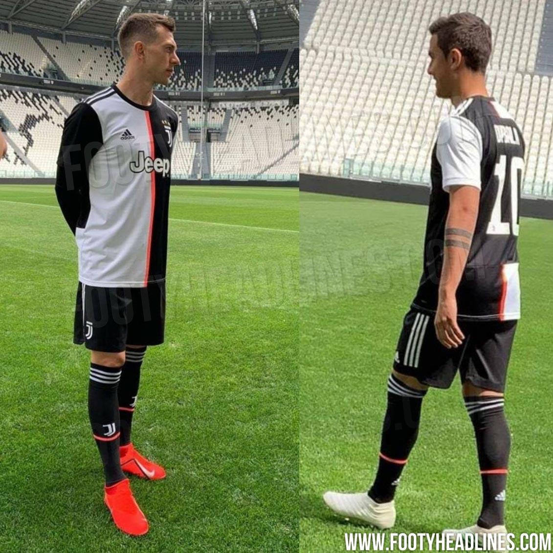 Komplette Juventus Trikot Historie Von 1897 Bis 2019