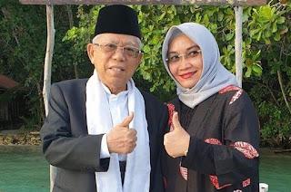 Wapres Ma'ruf Amin Disandingkan 'Kakek Sugiono', GP Ansor Tak Terima Langsung Lapor Polisi