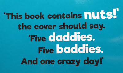 Daddies and Baddies by Mat Waugh quote contains nuts