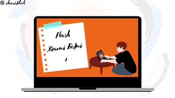Cara Flash Xiaomi Redmi 4 Global (100% Work)