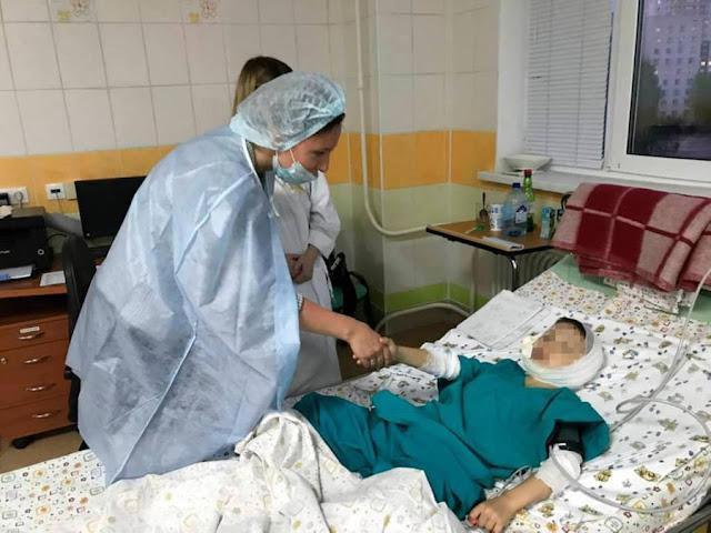 Шестеро пострадавших в Казани детей остаются в реанимации: один — в крайне тяжёлом состоянии