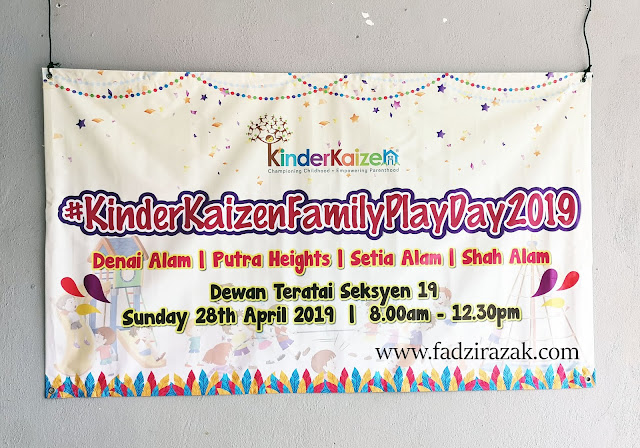 Kinderkaizen Family Day 2019