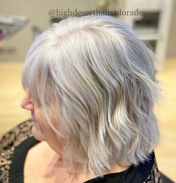 2021 short pixie haircuts for older women