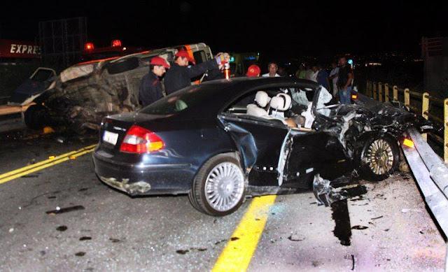 Τραγωδία στην Κοζάνη: Σφοδρή σύγκρουση αυτοκινήτων! Δυο γυναίκες νεκρές