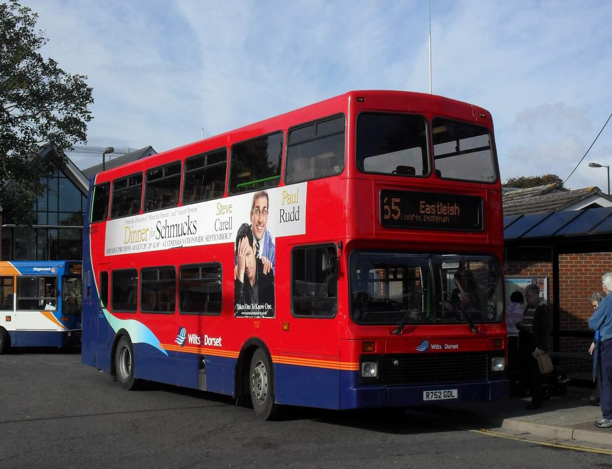 Southern England Bus Scene Bluestar Changes
