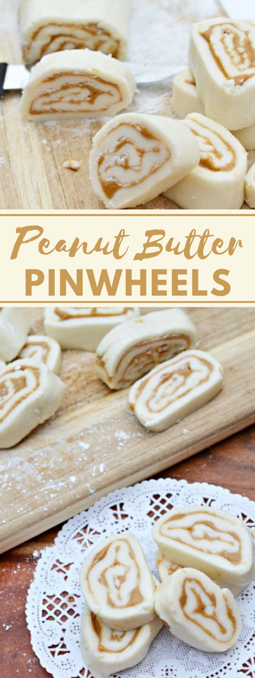Old Fashioned Peanut Butter Pinwheels #healthydiet #butter #peanut #paleo #keto