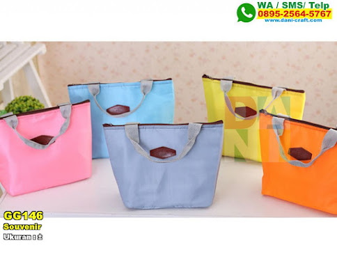 Souvenir Handbag Warna Warni