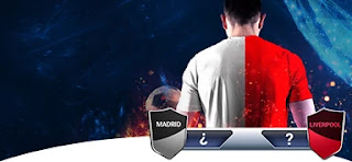 Luckia promo Real Madrid vs Liverpool 6-4-2021