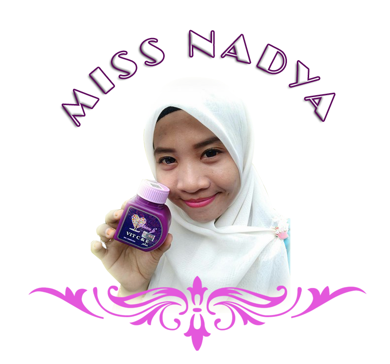 Miss Nadya [Personal Blog]
