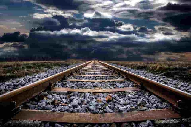 SAUDI ARABIA'S LONGEST RAILWAY LINE RIYADH TO QURAYYAT