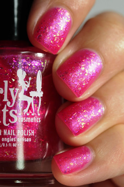 Girly Bits Calypso Rhythm swatch by Streets Ahead Style