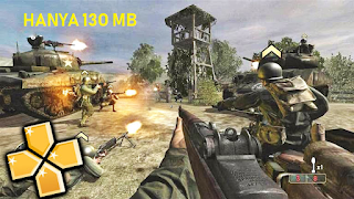 Game Call Of Duty PSP android Free Download