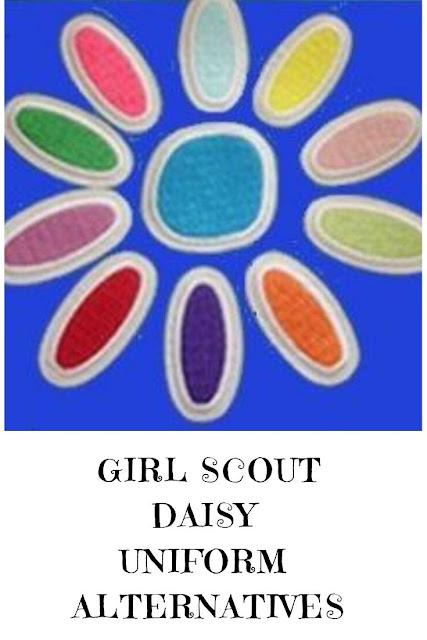 Girl Scout Daisy Uniform Alternatives