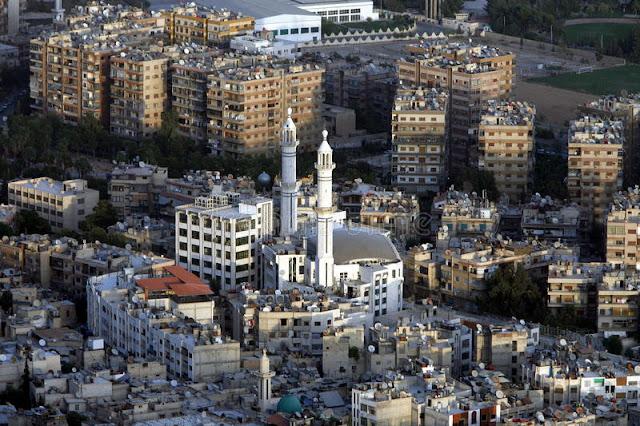 Bimbingan Belajar Kuliah ke Suriah - Timur Tengah - Bait Syariah