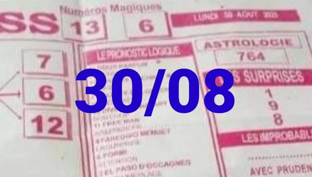 Pronostics quinté pmu Lundi Paris-Turf TV-100 % 30/08/2021