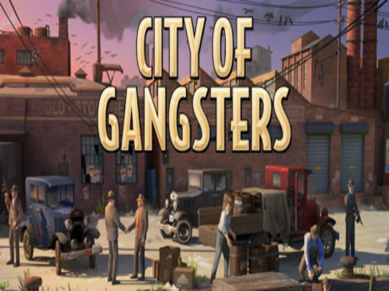 Download City of Gangsters Game PC Free