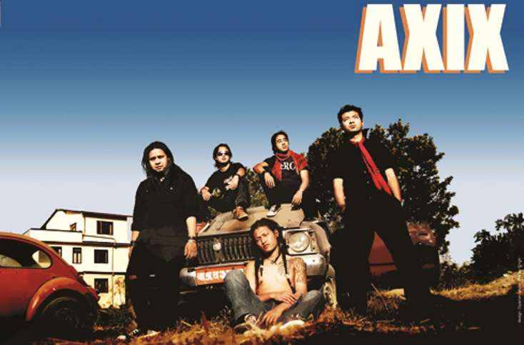 axis band songs