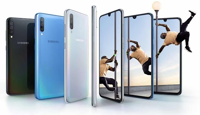 Samsung Galaxy A70 gets good appetizers in the new update!