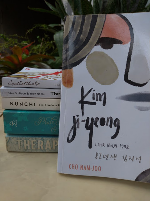 novel kim jiyeong 1982 kontroversial