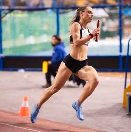 Πανελλήνιο ρεκόρ στο Μίνσκ η μεικτή 4Χ400μ. με Ελπίδα Καρκαλάτου