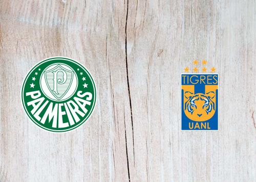 Palmeiras vs Tigres UANL -Highlights 07 February 2021