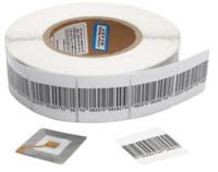 防盜標籤貼紙,rf labelL,防盜條,防盜條碼