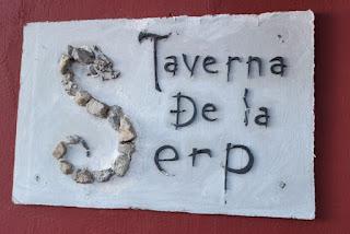 La Taverna de la Serp, Sagunto.