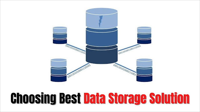 choose best data storage solution
