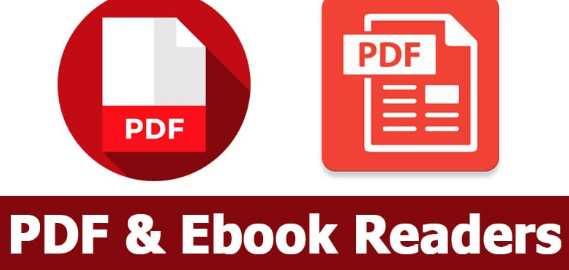 Best PDF and Ebook Readers untuk Windows