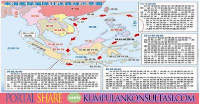 begini jadinya peta indonesia jika dikuasai aseng china
