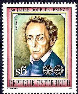 Austria 1992 Christian Johann Doppler