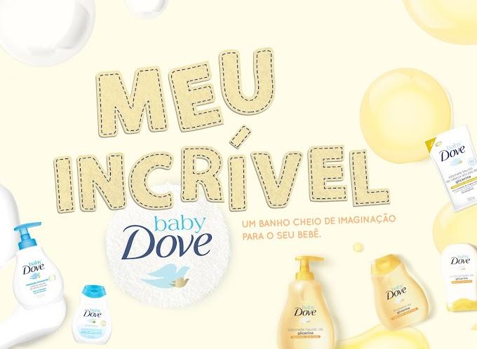 """Accuracy assina campanha """"Meu incrível Baby Dove"""" com delivery de experiências"""
