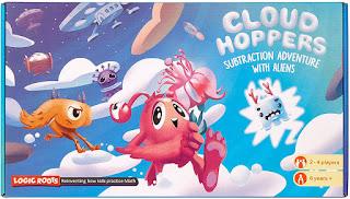 CLOUD HOPPER Addition Subtraction