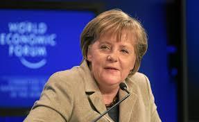 German Chancellor Merkel's interest