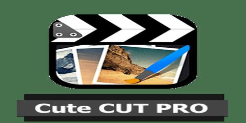 تحميل برنامج كيوت كت برو 2020 cute cut pro مهكر للكمبيوتر مجانا مع الخطوط