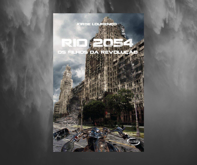 Resenha: Rio 2054, de Jorge Lourenço