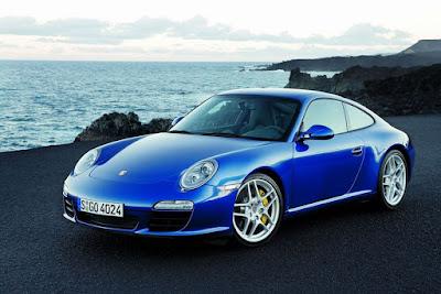 Porsche 911 carrera SPDK