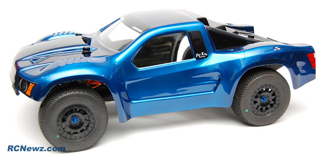 Building the Pro-Line Pro-2 SC RC Short Course Truck