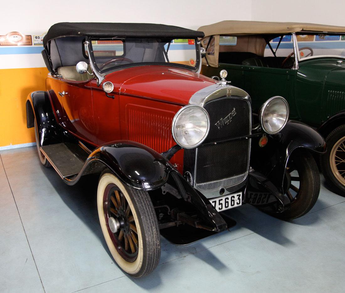 1929 Willys-Overland Whippet