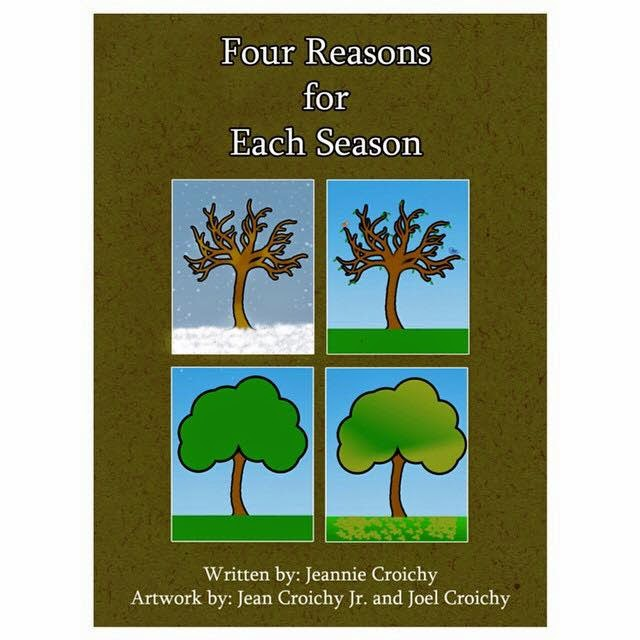 four reasons for each season, jeannie croichy