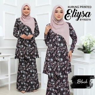 ELISYA PRINTED BYREEFA