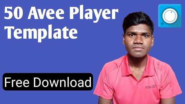 50 Free Avee Player Templates